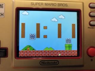 GAME&WATCH SUPER MARIO BROS. 11:11